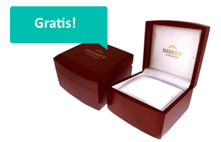 Gratis Bisset watch box